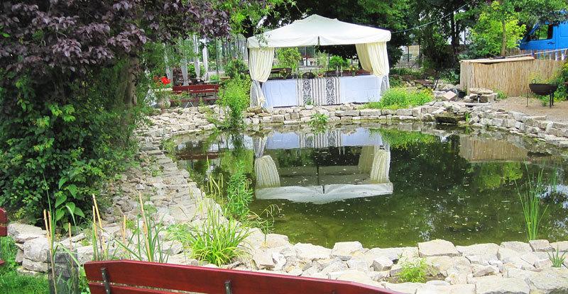 Gartenrestaurant Am Glashaus Gut Essen Trinken Und Geniessen Galerie